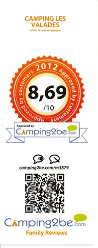 Camping2be