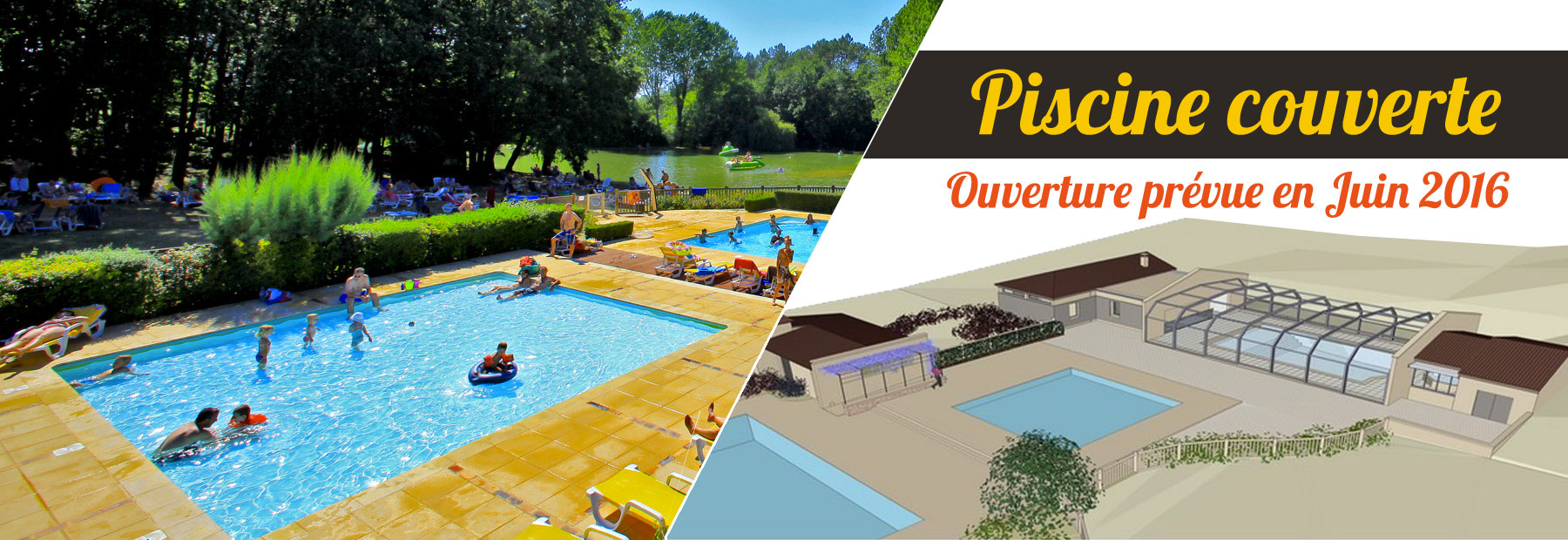 Camping dordogne avec piscine couverte et chauff e for Camping dordogne piscine couverte