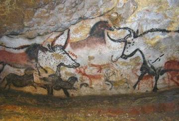 Grottes de Lascaux 2 à Montignac