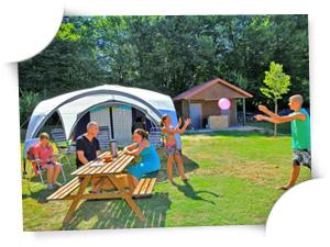 emplacement sanitaire privatif Dordogne