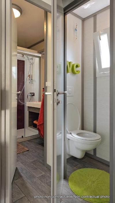 Salle de bain chalet de luxe for Salle bain de luxe
