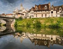 Perigueux, Saint Front Cathedral, Pilgrimage way to Santiago de Compostela, UNESCO World Heritage site, Perigord Blanc, Dordogne