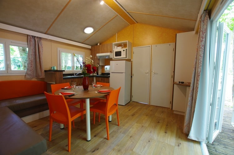 Mobil home Nature