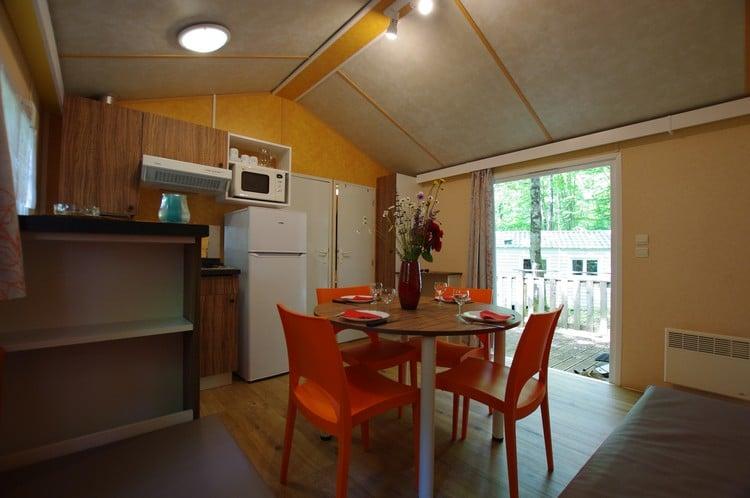 Mobil home vacances Dordogne